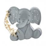 Βιβλίο ευχών ξύλινος ελέφαντας