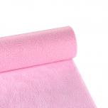 Non wooven ανάγλυφο ροζ 18x0.6M