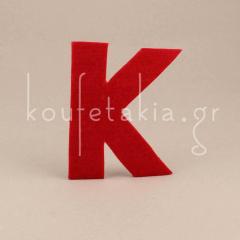 Γράμμα τσόχινο Κ