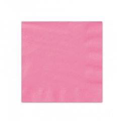 Χαρτοπετσέτες σε φούξια χρώμα