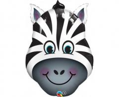 Μπαλόνι Φοιλ 81εκ. Zebra