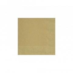 Χαρτοπετσέτες σε χρυσό χρώμα