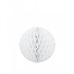Μπάλα honeycomb σε λευκό χρώμα