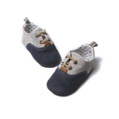 Δετό δίχρωμο sneaker αγκαλιάς Babywalker