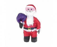 Χριστουγεννιάτικη πινιάτα Άγιος Βασίλης