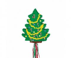 Χριστουγεννιάτικη πινιάτα έλατο