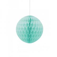Μπάλα honeycomb σε mint χρώμα