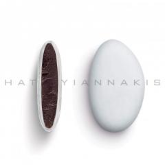 Κουφέτα σοκολάτας Bijoux Supreme λευκό ματ 4kg