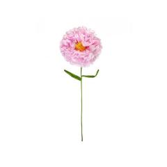 Μεγάλο Διακοσμητικό Λουλούδι Ροζ Τριαντάφυλλο
