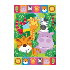 Τσάντες δώρου Ζωάκια ζούγκλας 8τεμ