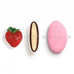Κουφέτα Together γεύση φράουλα χρωματιστό ματ 1kg