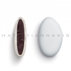 Κουφέτα σοκολάτας Bijoux λευκό ματ 1kg