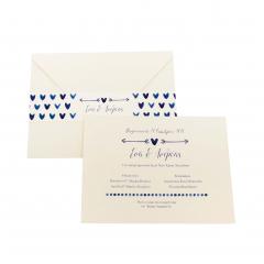 Προσκλητήρια Γάμου MyMastoras Bae C-Style