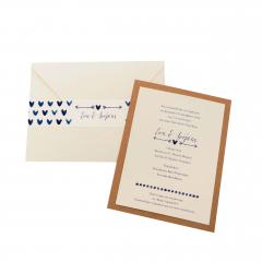 Προσκλητήρια Γάμου MyMastoras Bae E-Style