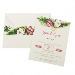 Προσκλητήρια Γάμου MyMastoras Fabron C-Style