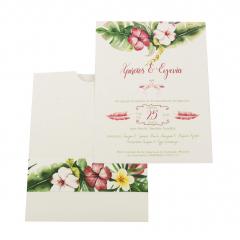 Προσκλητήρια Γάμου MyMastoras Fabron G-Style