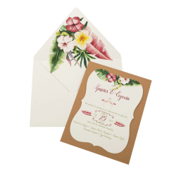 Προσκλητήρια Γάμου MyMastoras Fabron K-Style
