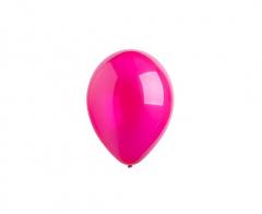Μπαλόνια λάτεξ 28εκ. Magenta Crystal Everts 10τεμ.