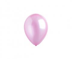 Μπαλόνια λάτεξ 27εκ. ροζ pearl everts 10τεμ.