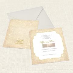 Προσκλητήρια Γάμου MyMastoras Orchid Chanel