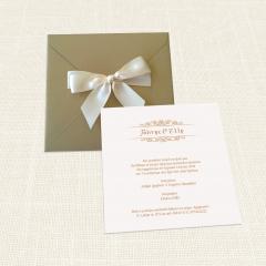 Προσκλητήρια Γάμου MyMastoras Vint