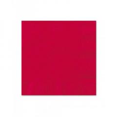 Χαρτοπετσέτες σε κόκκινο χρώμα
