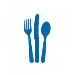 Μαχαιροπίρουνα Σετ μπλε