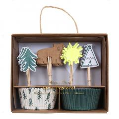 Cupcake Kit Let's explore Meri Meri