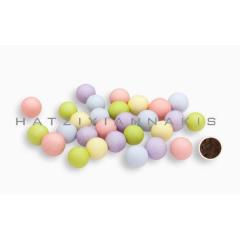Κουφέτα σοκολάτας Choco Balls πολύχρωμα 4kg