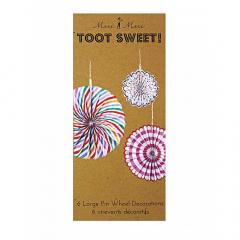 Χάρτινα διακοσμητικά Toot Sweet Meri Meri