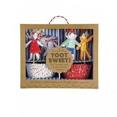 Cupcake kit Toot Sweet Meri Meri