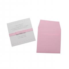 Προσκλητήρια Βάπτισης MyMastoras® – Pink Lines