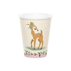 Ποτήρια Deer Little One 266ml (8τμχ)