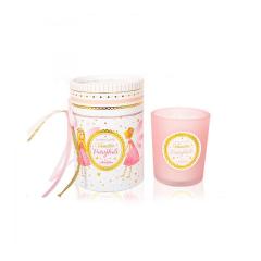 Αρωματικό κερί Fairytale ροζ