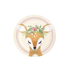 Πιάτα Mικρά Deer Little One (8τμχ)