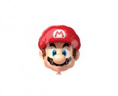 Μπαλόνι φοιλ Super Mario 53x53εκ.
