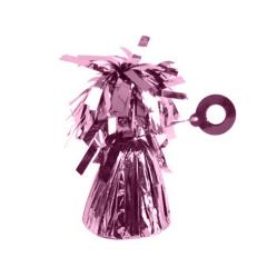 Βαρίδι για μπαλόνια φοιλ ροζ