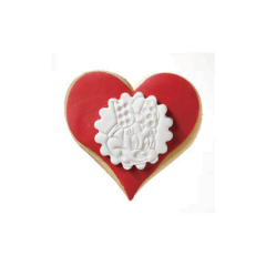 Μπισκότο ζαχαρόπαστας σε σχήμα μίνι μάους