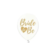 Διάφανα Μπαλόνια Bride to Be (6τεμ)