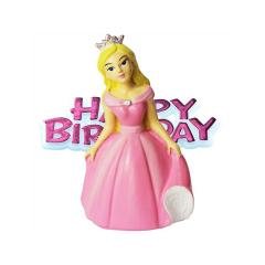 Διακοσμητικό τούρτας μικρή πριγκίπισσα 1τεμ