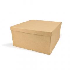 Χάρτινο κουτί craft 30x30x15εκ