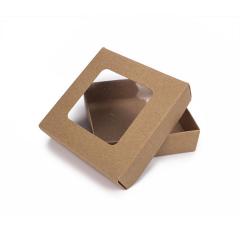 Χάρτινο κουτάκι με παράθυρο 85mm