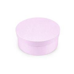 Καπελιέρα χάρτινη ροζ 31x17εκ