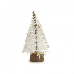 Χριστουγεννιάτικο δεντράκι λευκό 8εκ