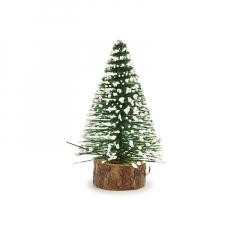 Χριστουγεννιάτικο δεντράκι πράσινο 8εκ