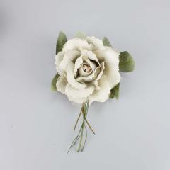Τριαντάφυλλο μονό γκρί 15x20εκ