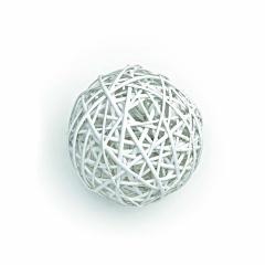 Διακοσμητική μπάλα από μπαμπού 20εκ