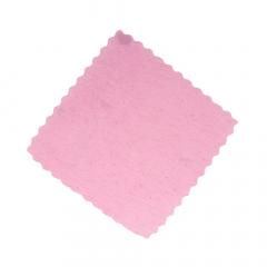 Πανάκια ροζ τετράγωνα 12 5*12 5εκ./50τεμ.