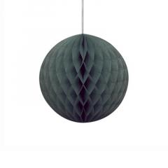 Μπάλα honeycomb σε μαύρο χρώμα