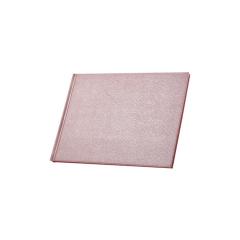 Βιβλίο ευχών χάρτινο ρόζ